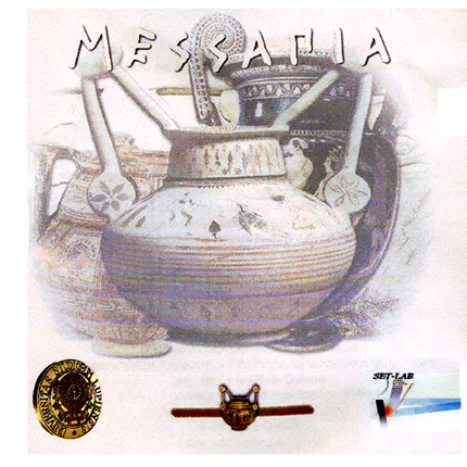 Messapia - Cover