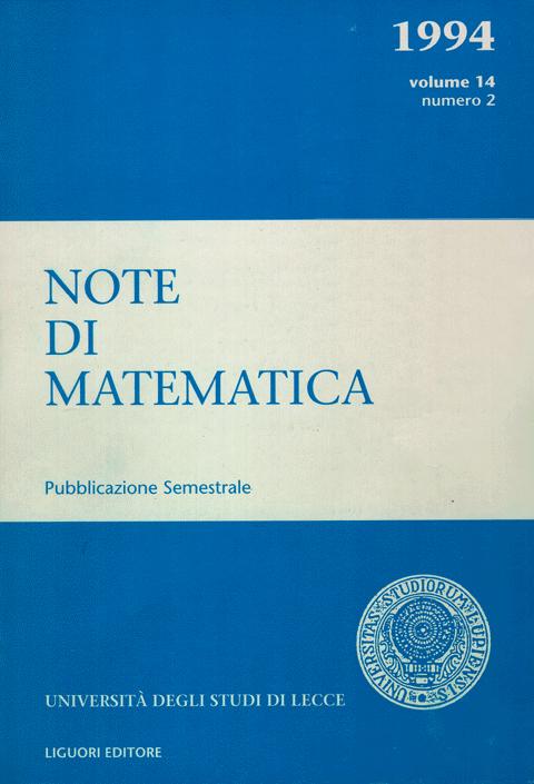 14 1994: