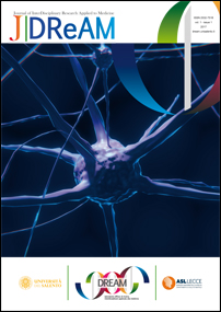 JDREAM. Journal of interDisciplinary REsearch Applied to Medicine - Cover