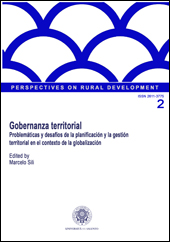 Perspectives on rural development - Cover